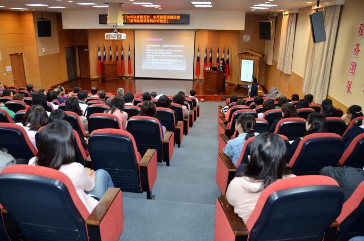 考試院108年「如何與媒體互動」系列專題演講(3)