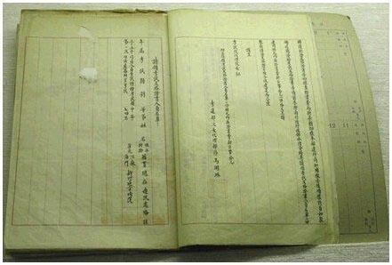 第一次司法人員特種考試縣司法處審判官考試及格證書人員名單(民國三十五年)