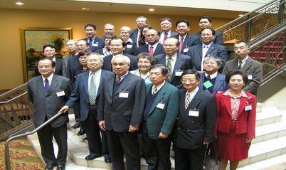 與美國加州管理學院合辦新世紀文官制度變革與發展國際學術研討會(民國94年12月)