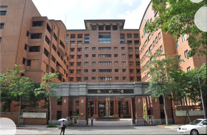 考試院目前之建築物現狀