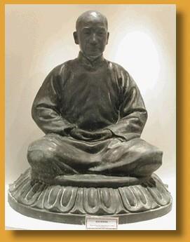 戴院長傳賢銅像