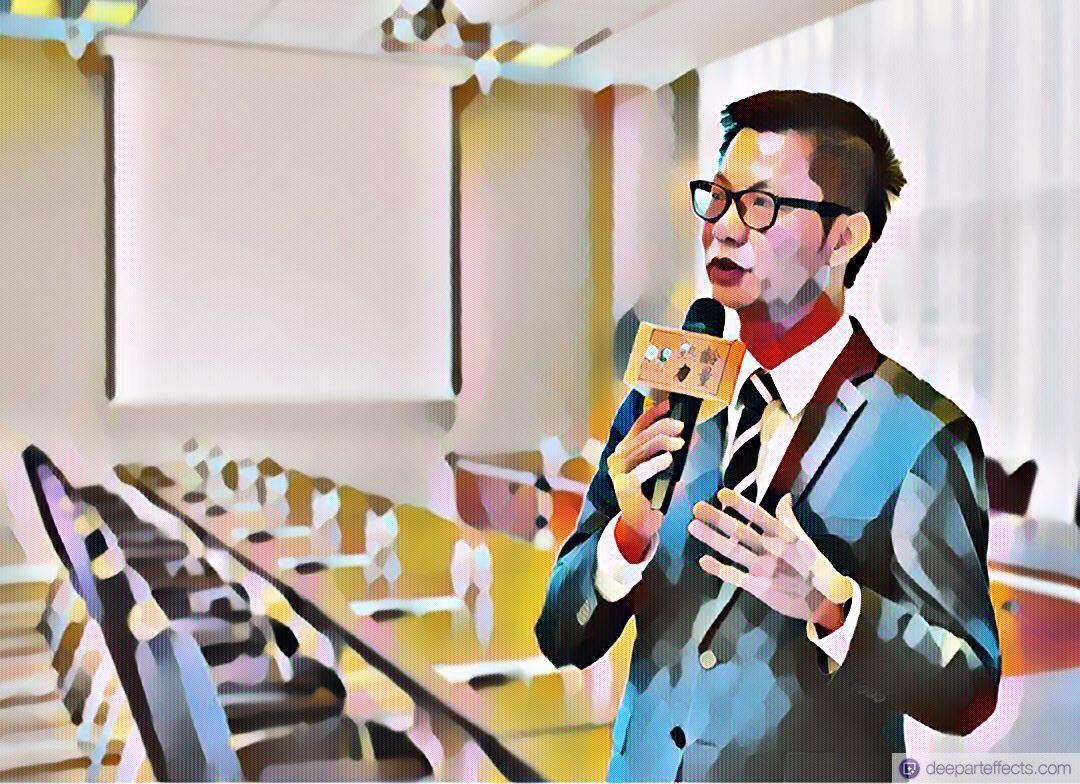 吳挺鋒 基隆市政府社會處處長