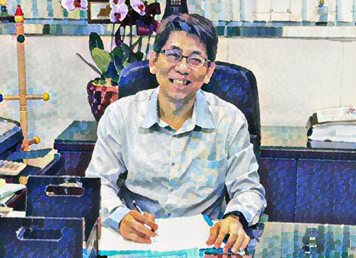 莊均緯 台北市土木技師公會理事長